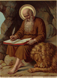 st. Jerome small